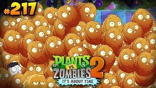 Plants vs. Zombies 2: It's About Time│por TulioX│Parte #217 [A]