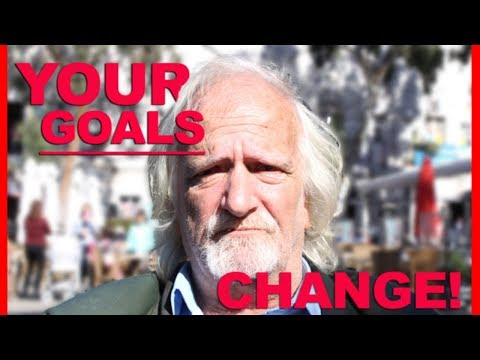 How to Find Your Passion - Why nothing you try is wasted & Changing Goals