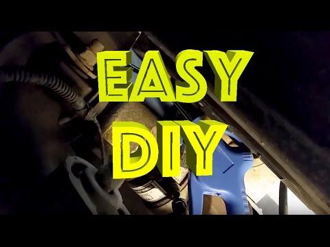 Easy diy GM autoride shock test.