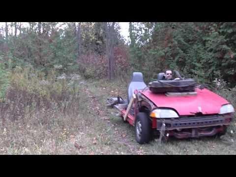 Redneck 1990 Firefly Drive wood frame