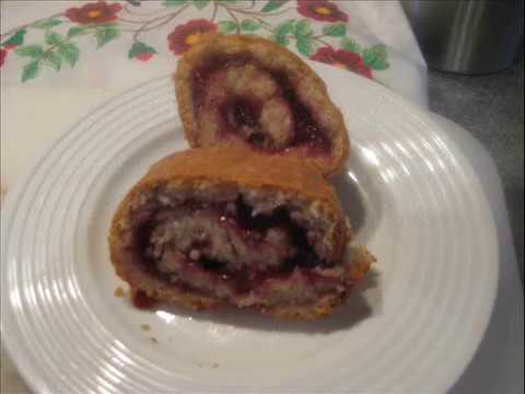 How to make a Jam Roly Poly Pudding