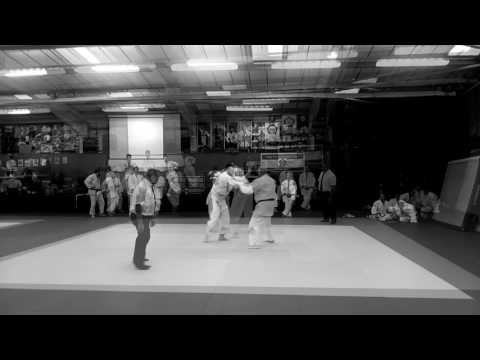 Judo black belt exam (1st Dan) High Wycombie April 2017