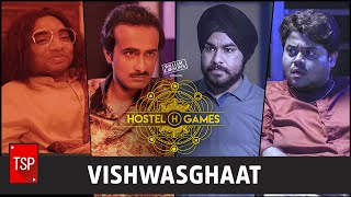 Hostel Games Part 1   TSP's Bade Chote   Sacred Games Spoof