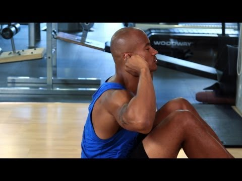 How to Do a Sit-Up Properly | Gym Workout