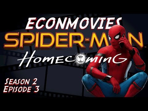 ECONMOVIES: Spider-Man and the Labor Market- Season 2, Episode 3