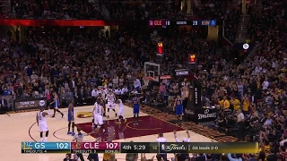 Quarter 4 One Box Video :Cavaliers Vs. Warriors, 6/6/2017