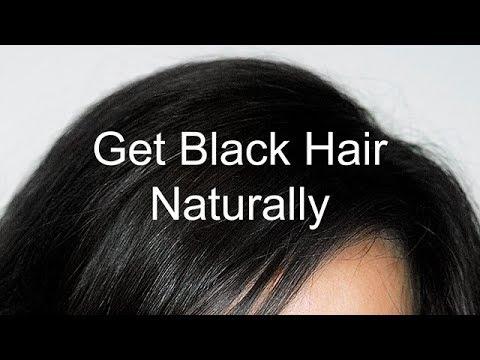 Get Black Hair Naturally (Subliminal)