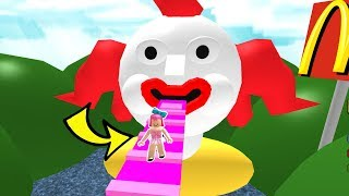 Roblox: ESCAPE MCDONALDS OBBY!!!