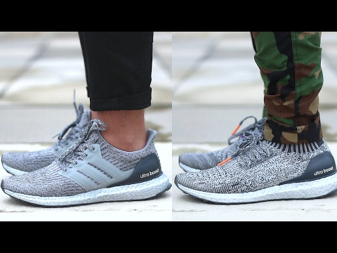 Adidas Ultraboost CAGED vs UNCAGED Comparison
