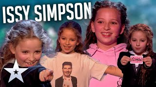 EVERY SPELLBINDING performance from Issy Simpson!   Britain's Got Talent