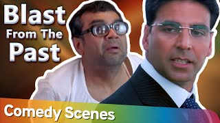Blast From The Past Hindi Comedy Scenes Welcome Pher Hera Ph
