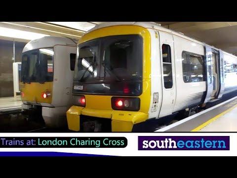 Trains at: London Charing Cross - SEML - 28/8/18
