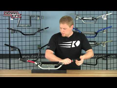 How to Install Lock On Style ATV/Bike Grips