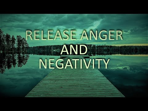 Release Anger & Negativity Guided meditation - Hypnosis for calm