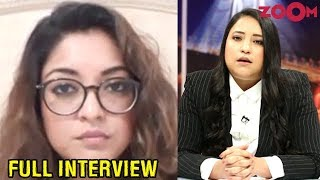 Tanushree Dutta REACTS to the police closure on her #MeToo case against Nana Patekar | Exclusive