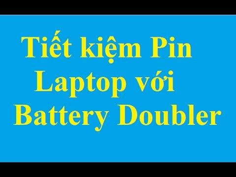 Tiết kiệm Pin cho Laptop với Battery Doubler - http://taimienphi.vn