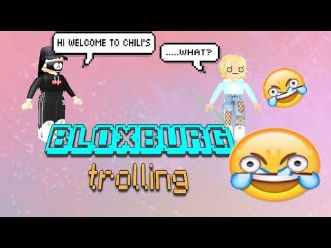 BLOXBURG DOOR KNOCKING TROLL [ft. Ashley RBLX]