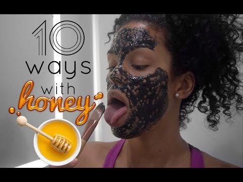 10 ways to use RAW HONEY!