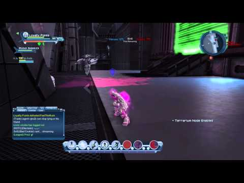 DCUO: Loyalty Points vs FeelTheRush