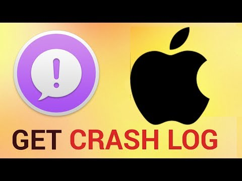 How to get iOS crash log on iPhone and iPad
