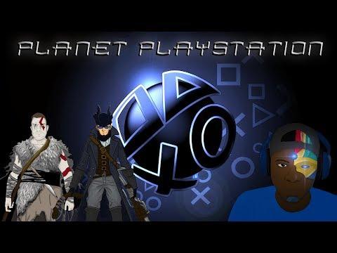 Planet PlayStation Ep.1| God of War| E3 2018 Predictions| Detroit & H1Z1 Impressions