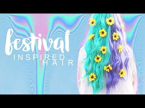 SUNFLOWER FESTIVAL HAIR   by tashaleelyn