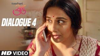 Tumhari Sulu   Dialogue Promo 4: Aavaz Bhut Sexy Hai Aap ki    Vidya Balan