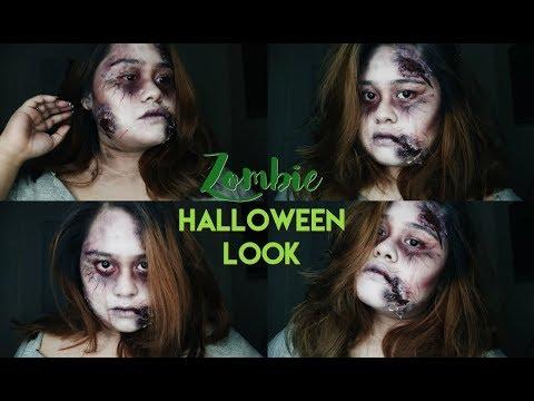 Zombie Halloween Look   AnnxLaurean