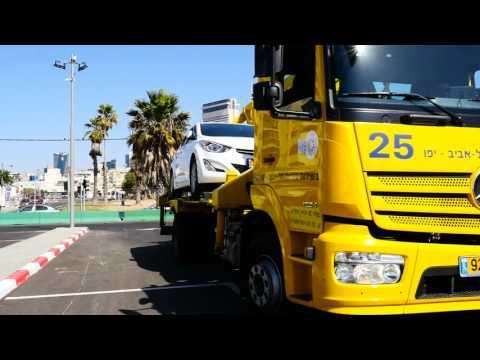 TOW TRUCKS SERVICE TEL AVIV