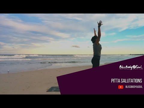 Pitta Salutations