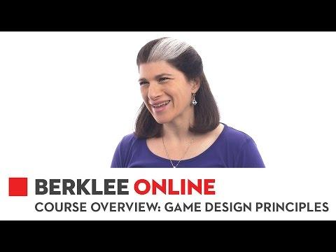 Berklee Online Course Overview: Game Design Principles