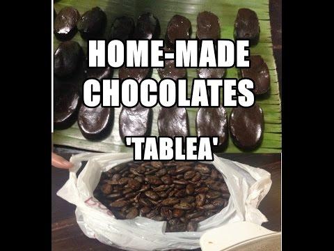 Home Made Chocolates - Filipino Way (Tablea)