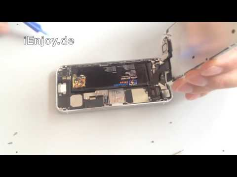 iPhone 5 display replacement
