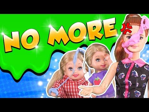 Barbie - No More Slime! | Ep.107