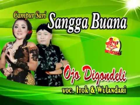 Lirik Lagu OJO DIGONDELI (Duet) Sragenan Karawitan Campursari - AnekaNews.net
