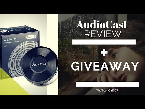 Audiocast Review + Giveaway