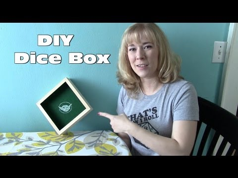 R4I Side Quest - DIY Dice Box