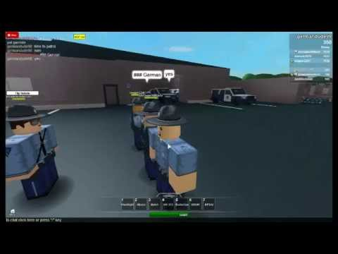 Roblox:Massachusets State Police