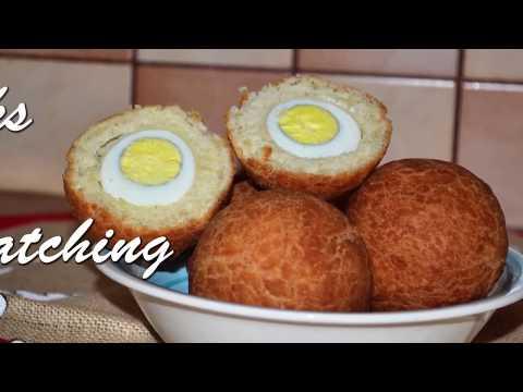 Simple Nigerian Egg Roll Recipe