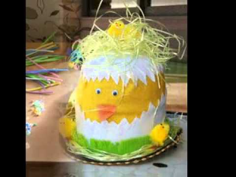 Cool Easter hat decorating ideas for boys