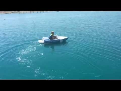 Mini Wakeboard Boat