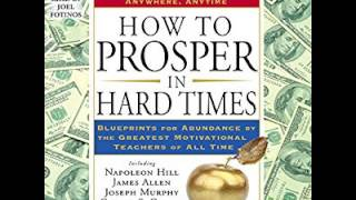 How to Prosper in Hard Times Audiobook by Napoleon Hill Part 1