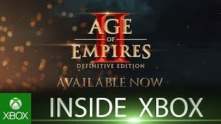 Age of Empires 4 Unveiled by Xbox at X019