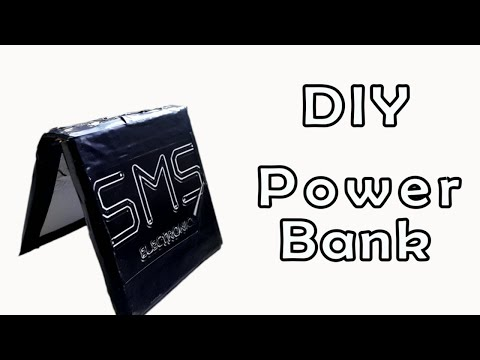 Making your own POWER BANK.