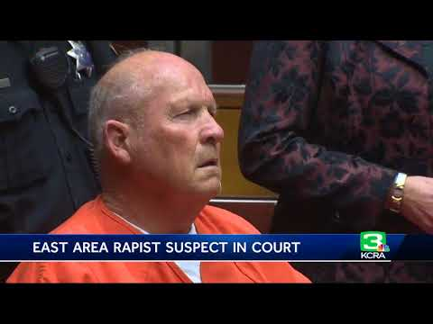 Suspected 'East Area Rapist' due back in court