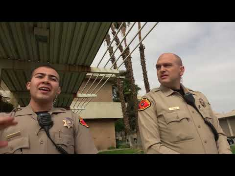KERN COUNTY SHERIFFS DEPT ENCOUNTER...FAIL