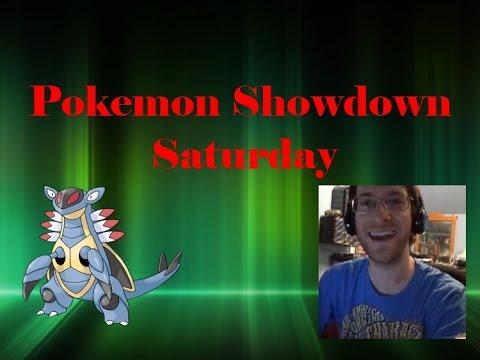 AGAIN?! || Pokemon Showdown Saturday (vs. eixam)