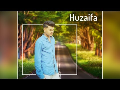 how to change background in photoshop 7.0 in Hindi/Urdu.