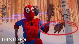 Download How 'Spider-Man: Into The Spider-Verse' Was Animated | Movies Insider Video