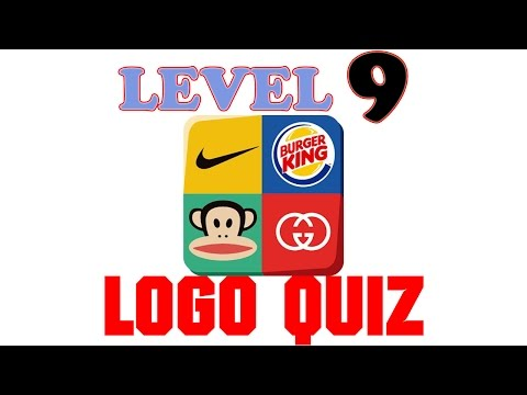 Logo Quiz Level 9 - All Answers - Walkthrough ( By CanadaDroid )